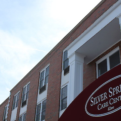 Silver Springs Care Center building