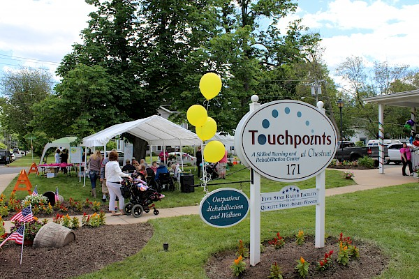 Touchpoints at Chestnut iCare, Abby's Helping Hand, Fundraiser