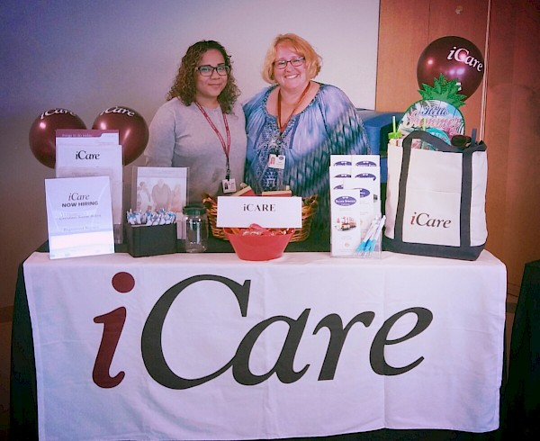 iCare Management, Job Fair, Career Opportunities, Goodwin College