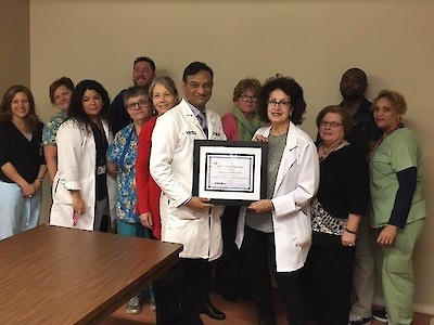 Silver Springs Care Center, Meriden, Wound Care, iCare, Wound Management, Award Winning