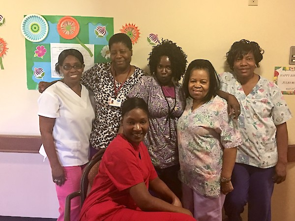 Chelsea Place Care Center, Hartford, CT, National Nursing Assistant's Week, CNA, Skilled Nursing