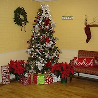 Fresh River Healthcare Center, Christmas