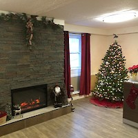 Silver Springs Care Center, Christmas