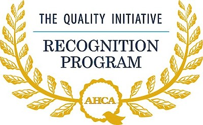 Quality Initiative Recognition Program, American Health Care Association, iCare Management, Touchpoints Rehab