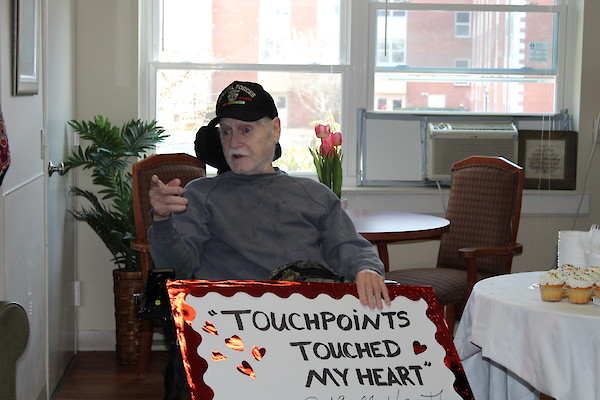 iCare Health Network, Touchpoints at Manchester, Touchpoints Rehab, Veteran's Program, VA Contract