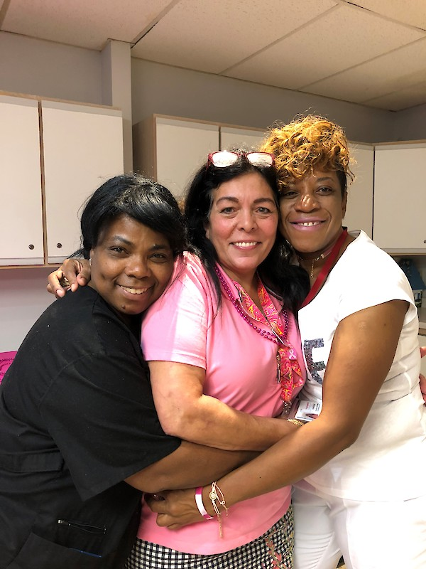 iCare Health Network, Touchpoints at Bloomfield, National Breast Cancer Awareness Month, Pink Party