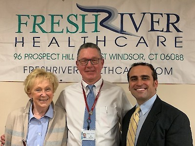 iCare Health Network, Fresh River Healthcare, Duarte Machado, Parkinson's Disease, Movement Disorders