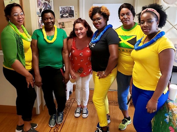 iCare Health Network, Touchpoints at Chestnut, Caribbean Week