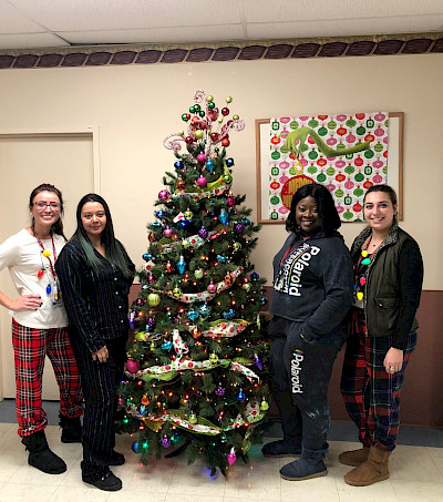 Pajama Day, Westside Care Center, iCare Health Network