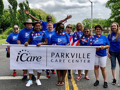 Parkville Care Center, Puerto Rican Day Parade, iCare Health Network, David Skoczulek